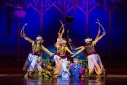 Аладдин и Волшебная лампа - цирковое шоу в Вегас Сити Холле